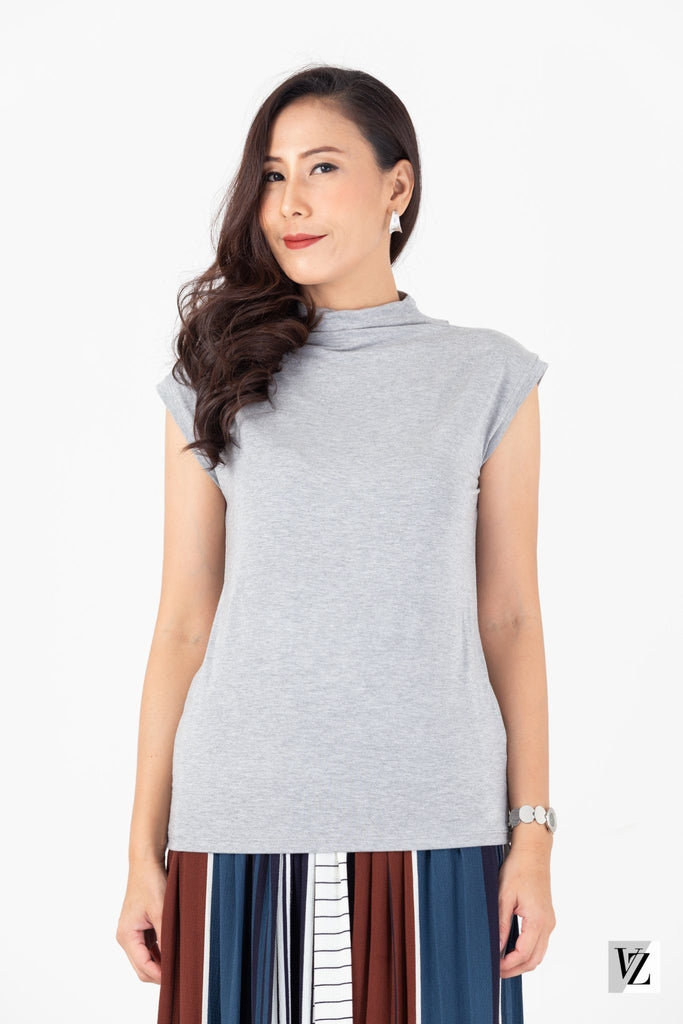 23093  Basic chic top