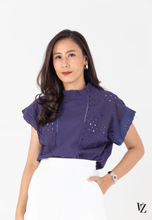 23088 Dena Lace Top