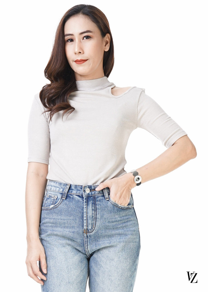23146 Rainbow Basic Top