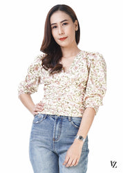 23143 Lullaby Floral Top