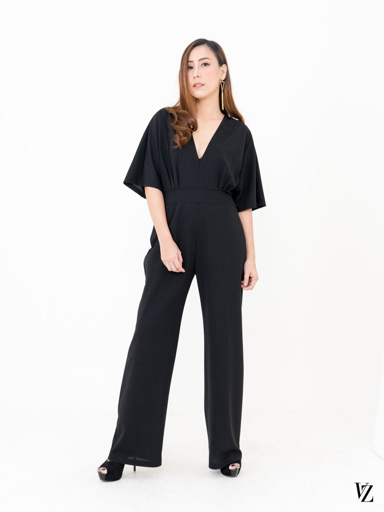 92261 Jumpsuit Romanticna