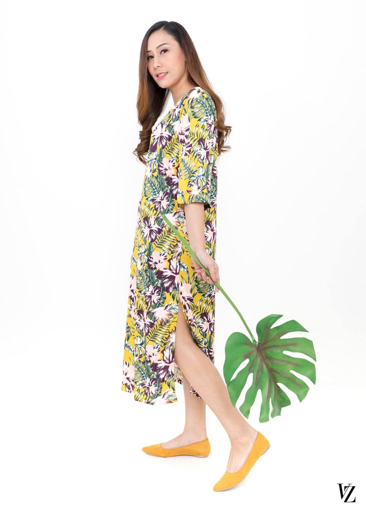 91286 Dress Hawaii