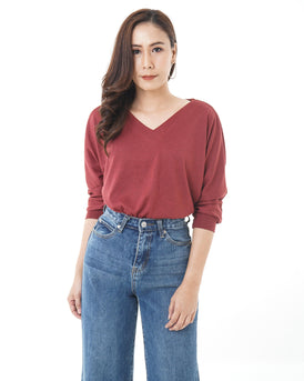 23109 Hilly rustic Knit Top