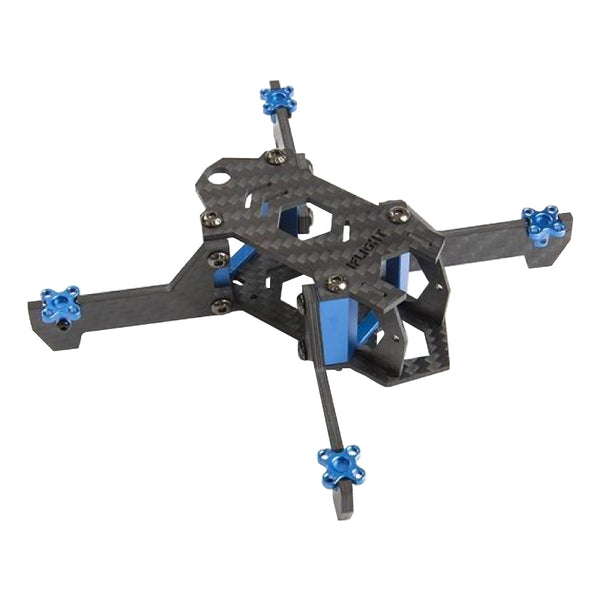 Vertigo VX2 Vertical FPV Racing Frame Kit Total Rotor