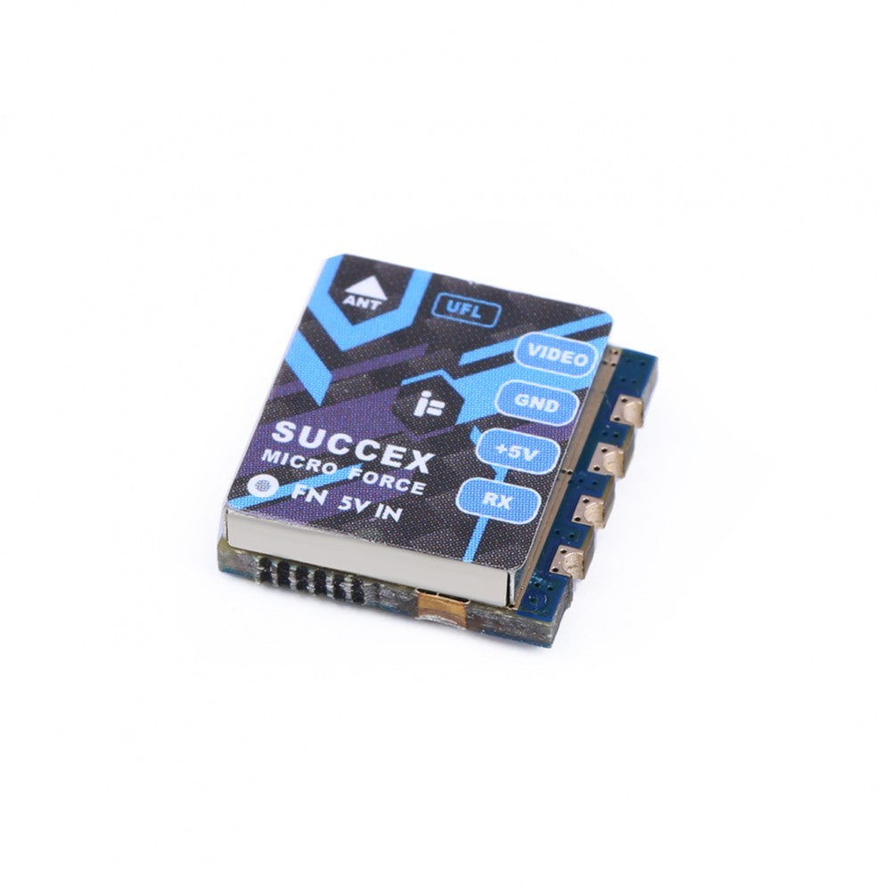 SucceX Micro Force 5.8g 300mW VTX Adjustable Total Rotor