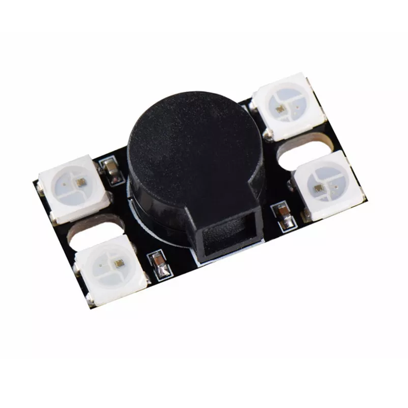 110dB High Output 5V Alarm Buzzer with LED Lights