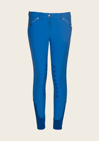 Espoir Confort Breeches Royal Blue