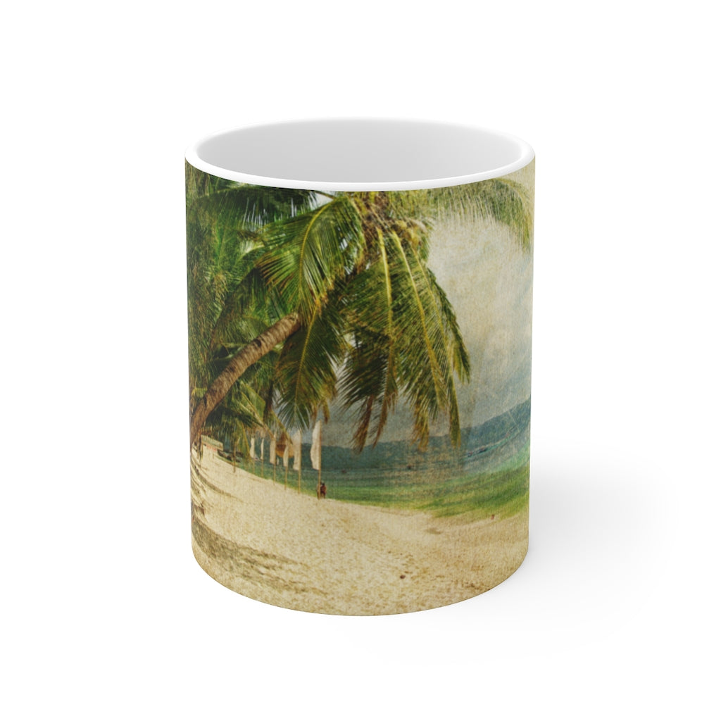 Tropical Memories Ceramic Mug