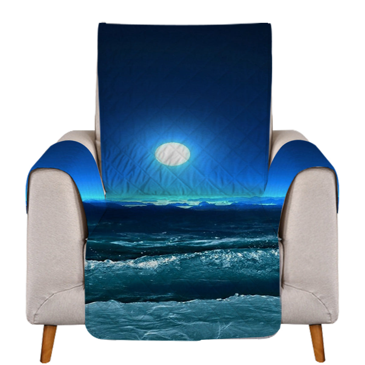 Moonlight Magic Sofa Cover