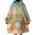 Starfish Friday Wearable Blanket Hoodie