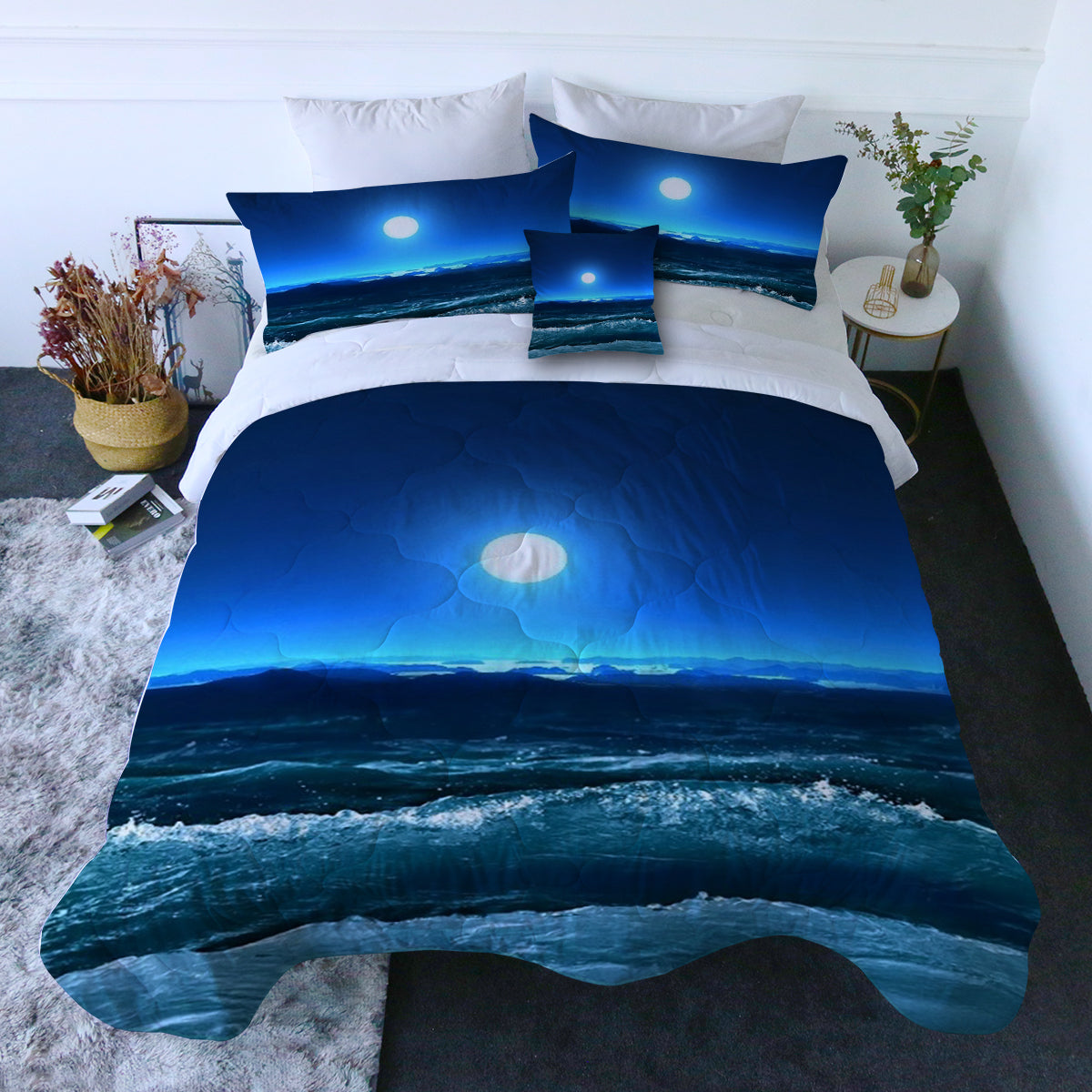 Moonlight Magic Quilt Set