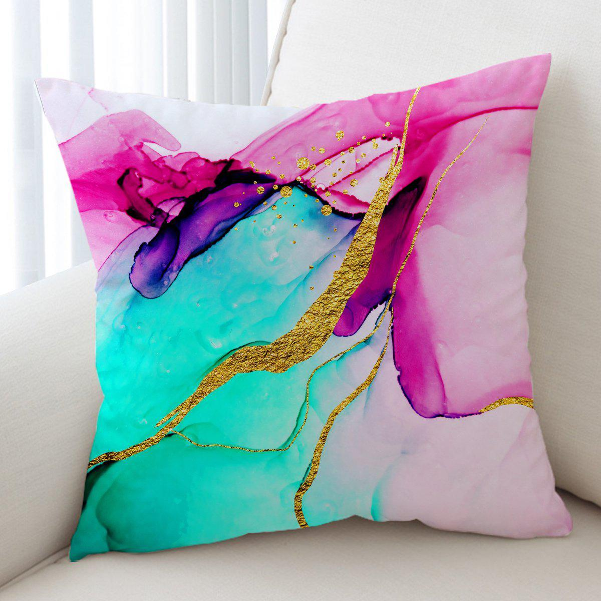 Anse Source D'Argent Pillow Cover-Coastal Passion