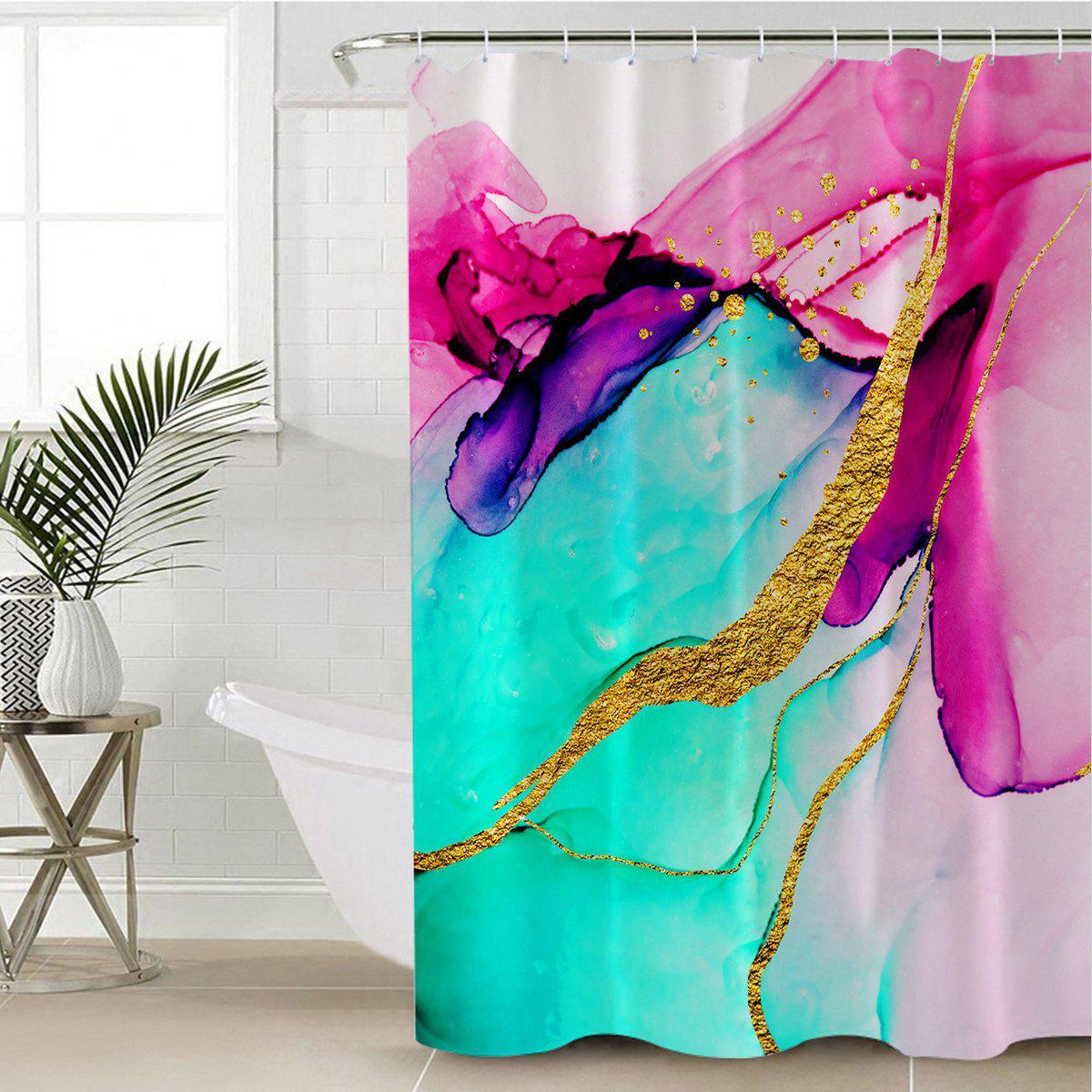 Anse Source D'Argent Shower Curtain