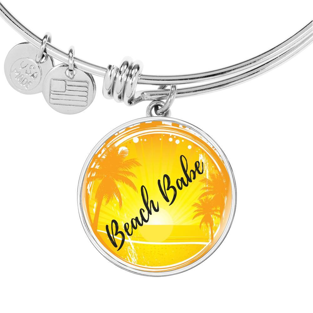Beach Babe Bangle Bracelet
