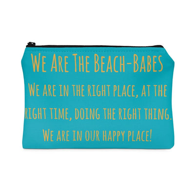 "Beach Babes Carry-All Pouch-Bags-6"" x 9""-Coastal Passion"