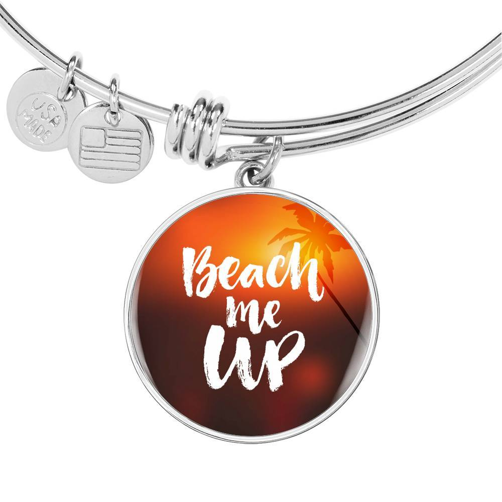 Beach Me Up Bangle Bracelet
