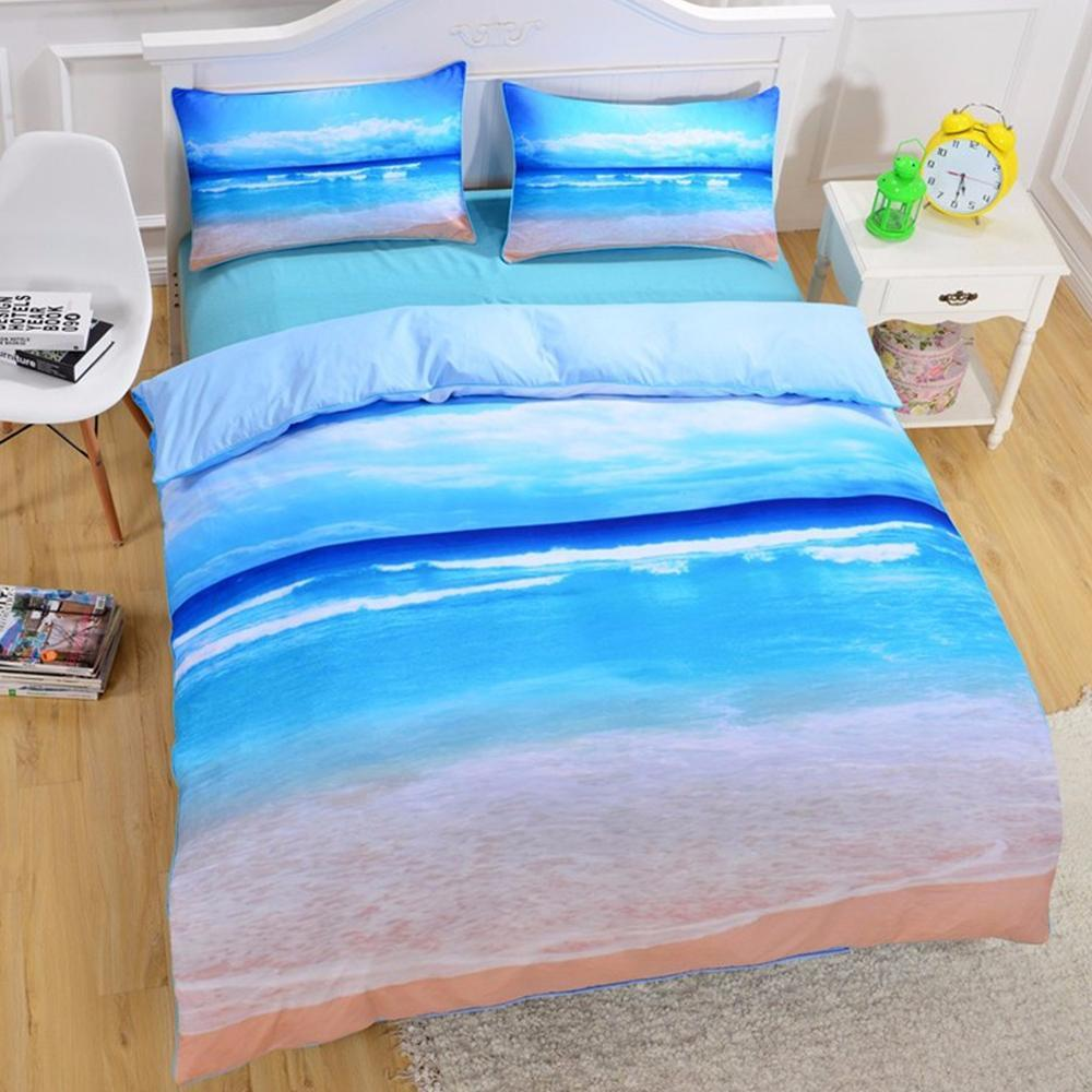 Beach, Sleep, Repeat Bedding Set-Duvet Comforter Bedding Set-Coastal Passion