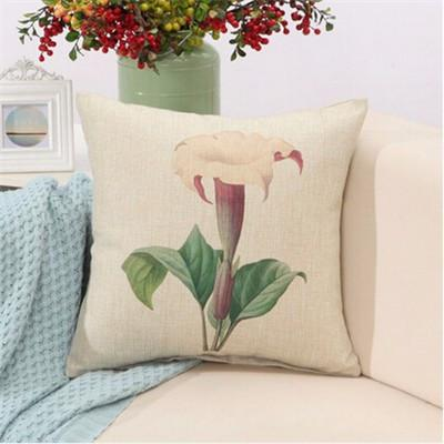 "Birds & Blooms Collection-Pillow Cover-Birds & Blooms Collection 11-17"" X 17""-STANDARD-Coastal Passion"