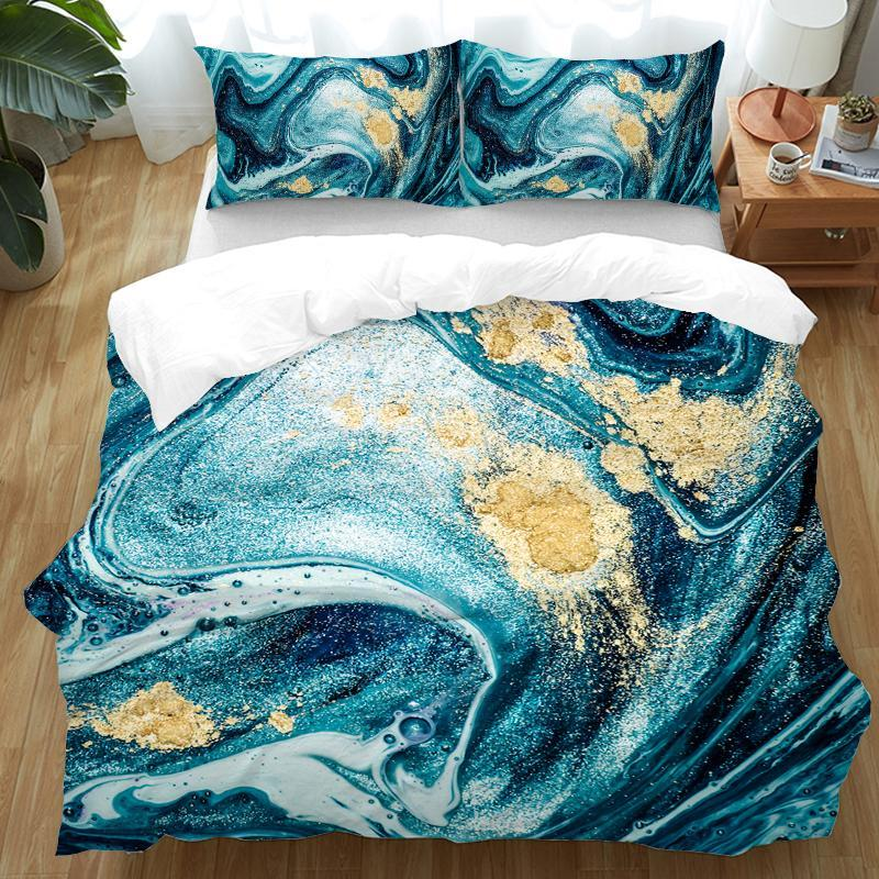 Duvet Comforter Bedding Set-Bondi Beach Duvet Cover Set-Coastal Passion