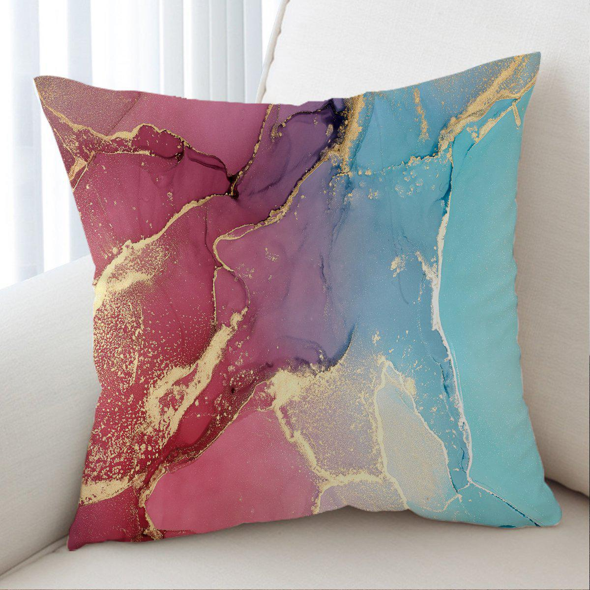 Budelli Beach Pillow Cover Set-Coastal Passion
