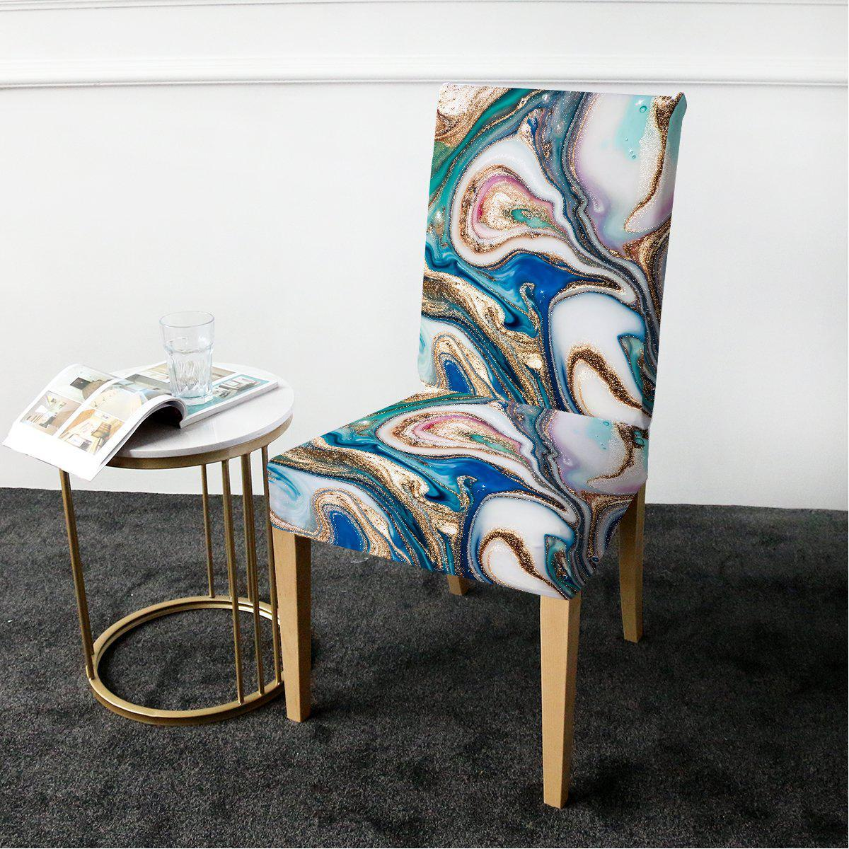 Copacabana Chair Cover-Coastal Passion