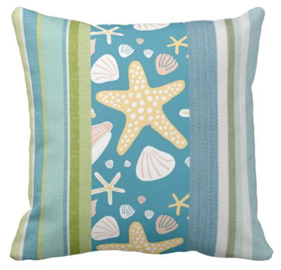 Coronado Beach Pillow Cover