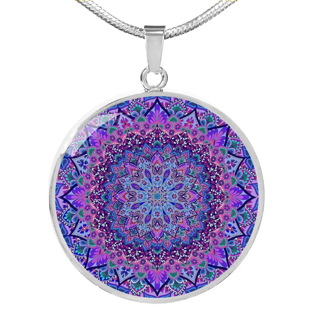 Cosmic Bohemian Necklace-Coastal Passion