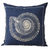 "Deep Blue Sea Pillow Cover-Pillow Cover-17"" X 17""-Standard: Linen-Polyester-Coastal Passion"