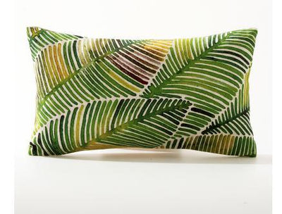 Flamenco Beach Collection-Pillow Cover-Design 5-Standard: Linen Blend-Coastal Passion