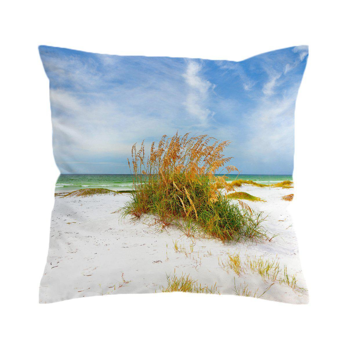 Florida Dreaming Pillow Cover-Coastal Passion