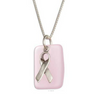 Hope Pink Sea Glass Jewelry-Necklace-Coastal Passion