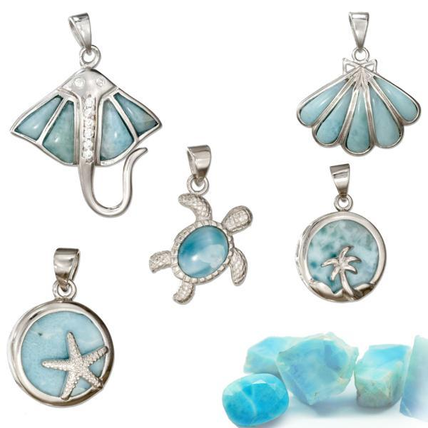 Larimar Sea Life Collection