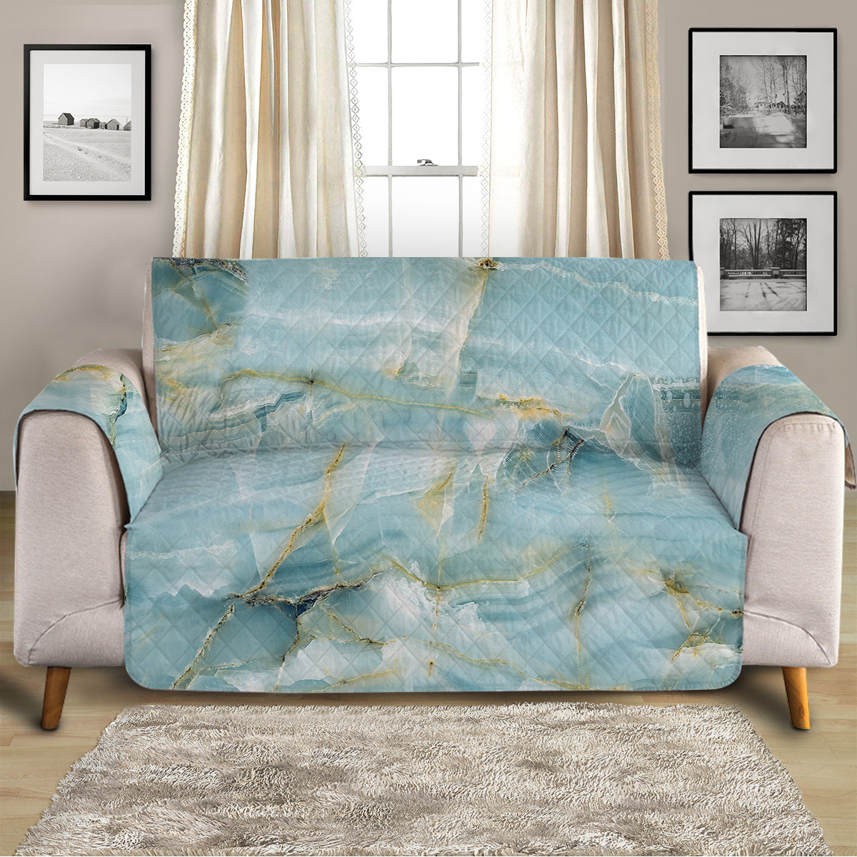 Whitehaven Beach Sofa Cover