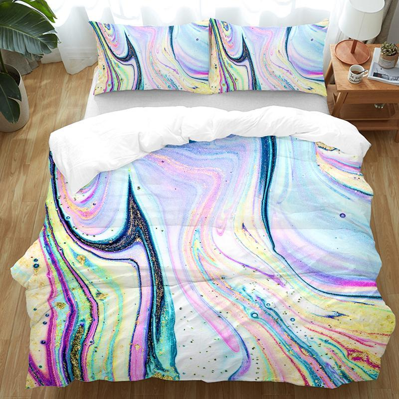 Duvet Comforter Bedding Set-Maya Bay Duvet Cover Set-Coastal Passion