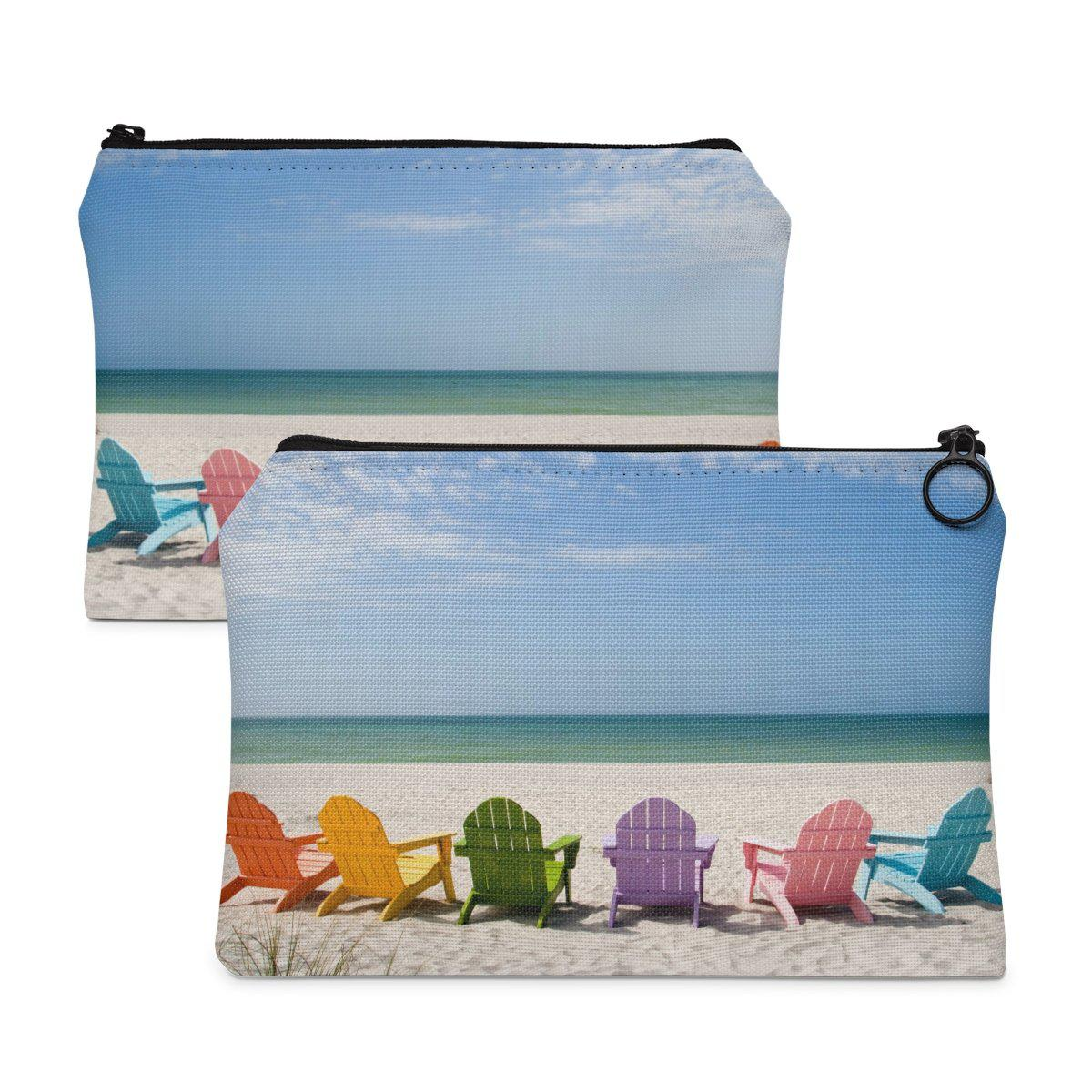 Me You & The Beach Carry-All Pouch-Bags-Small-Coastal Passion