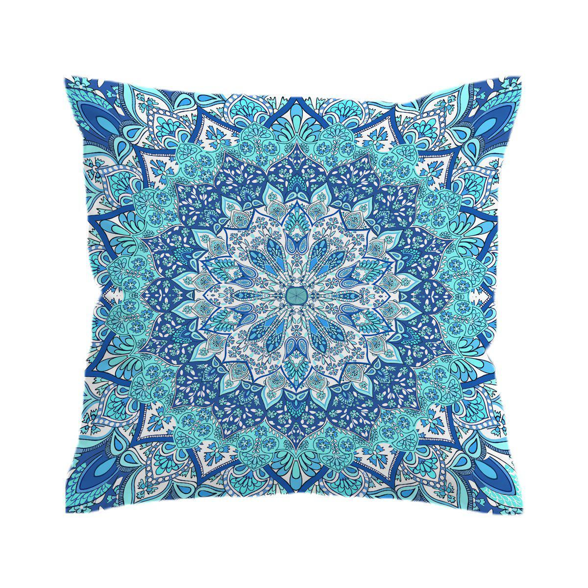 Pandawa Beach Pillow Cover-Coastal Passion