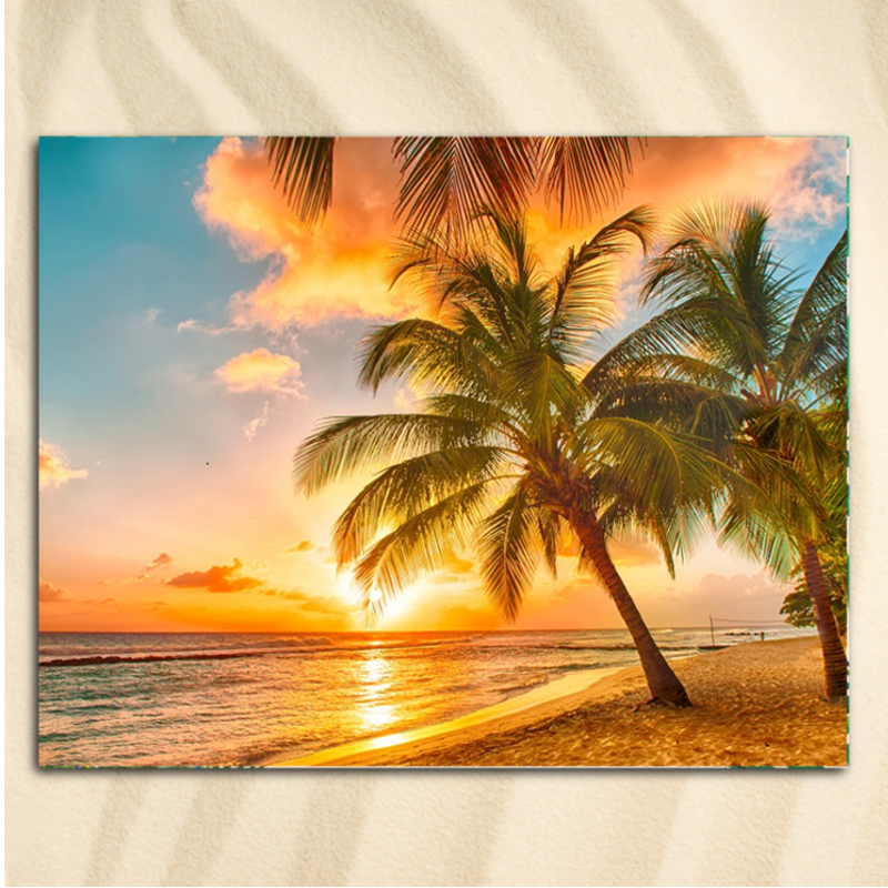 Beach Towel-Paradaiso Extra Large Towel-Coastal Passion