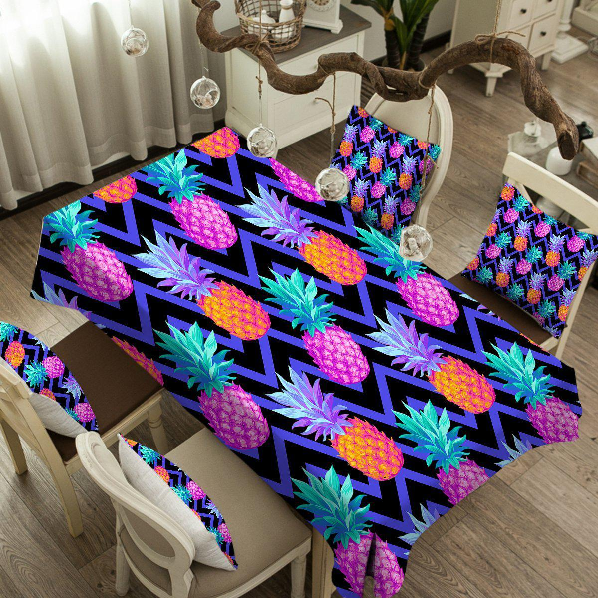 Pina Pintada Tablecloth-Coastal Passion