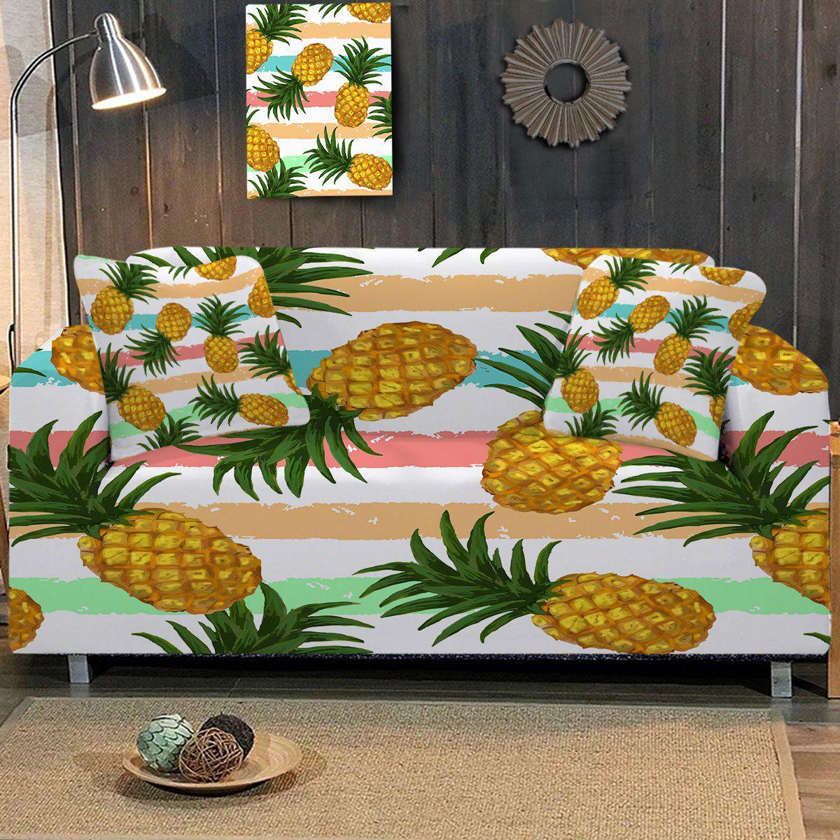 Pineapple Party Couch Cover