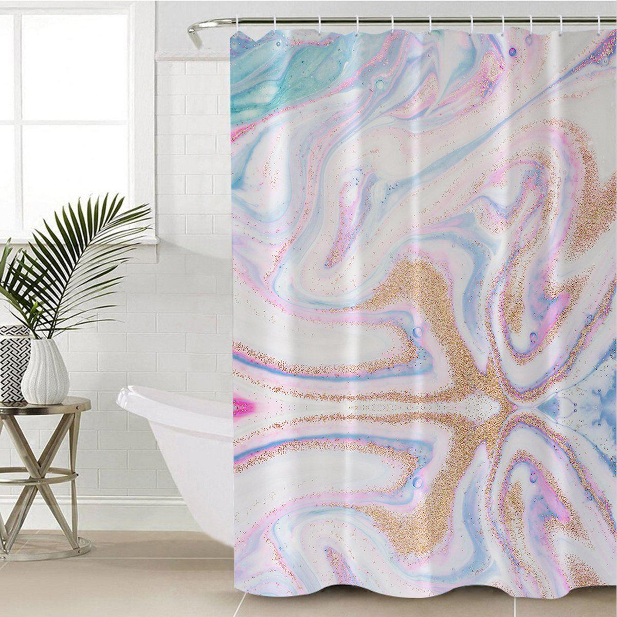 Renaissance Island Shower Curtain