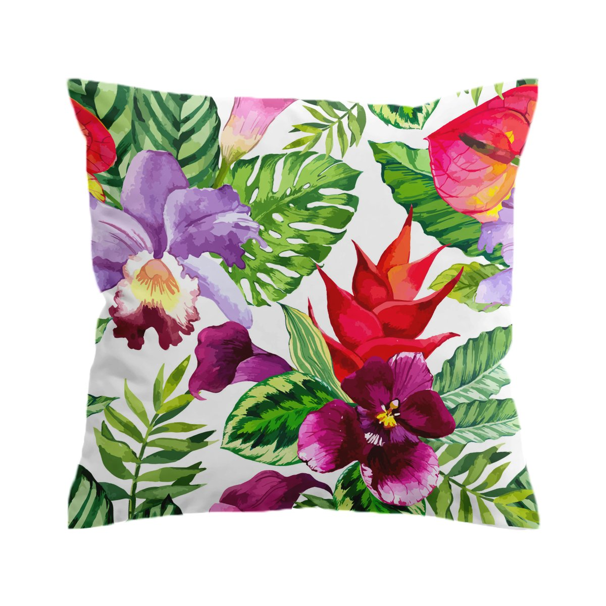Saint Vincent Island Pillow Cover