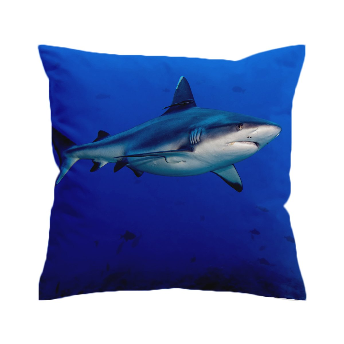 Shark Pillow Cover