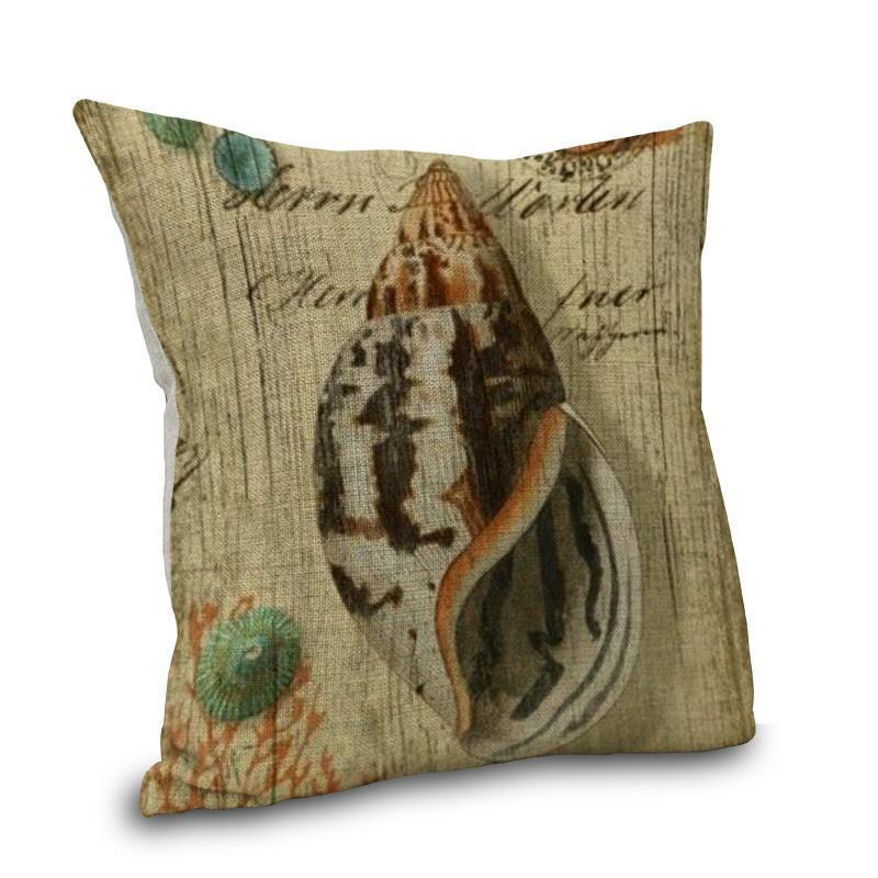 Shell Pillow Cover NEW ARRIVAL!