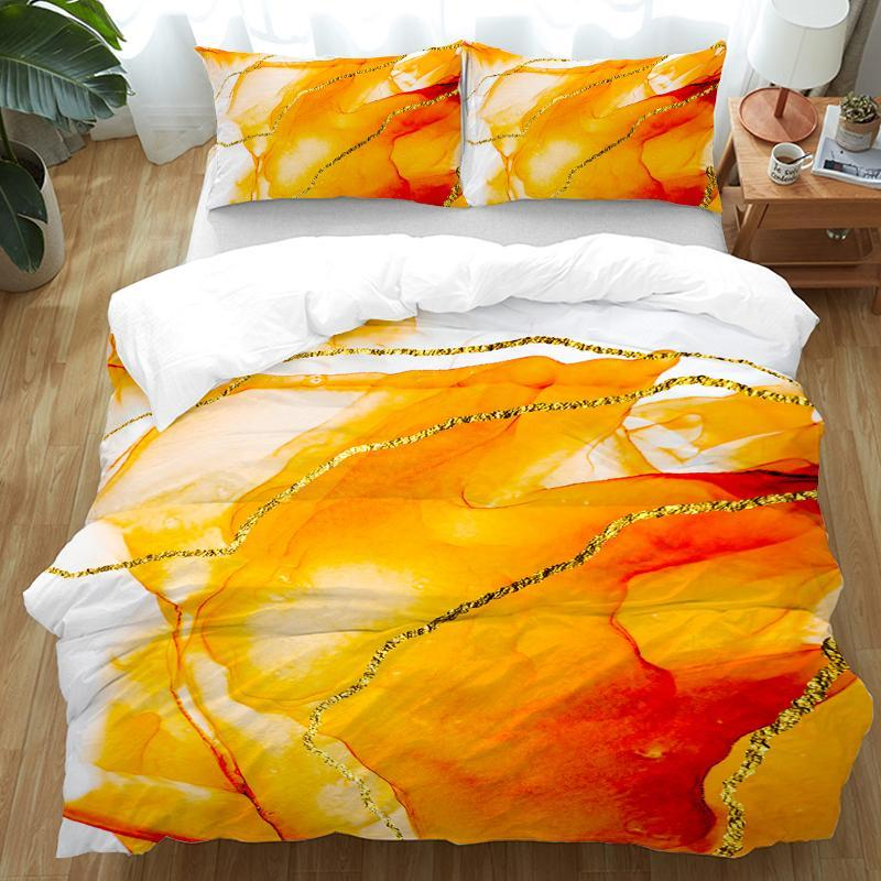 Duvet Comforter Bedding Set-South Beach Duvet Cover Set-Coastal Passion