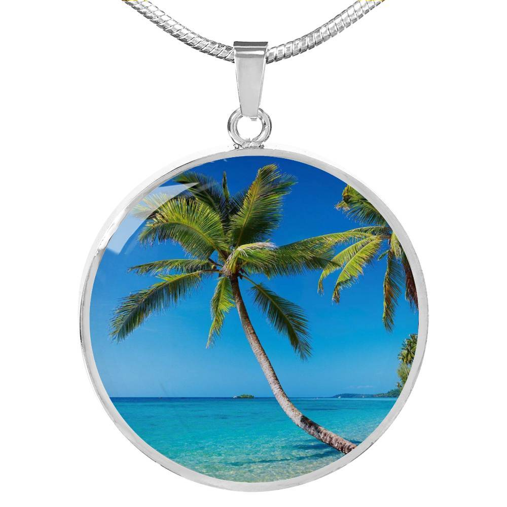 Summer in Saint Thomas Necklace-Coastal Passion