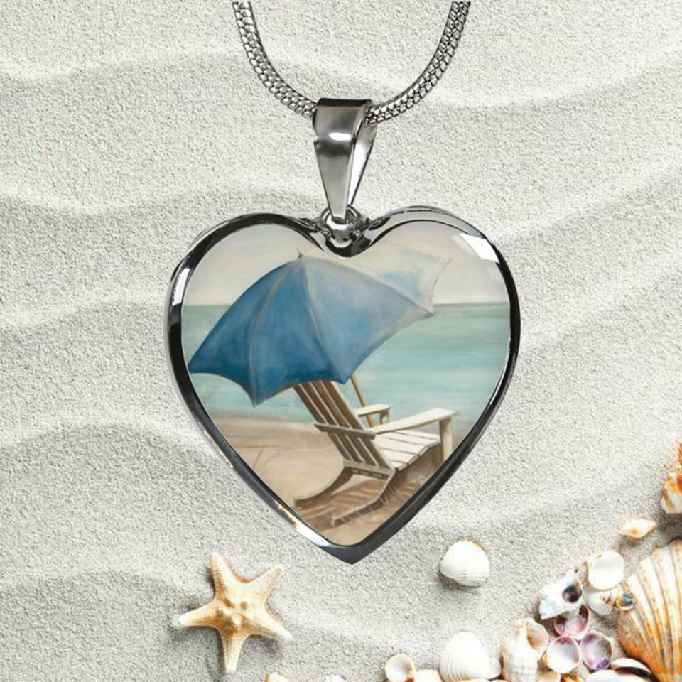 Summer Vacation Necklace-Jewelry-Coastal Passion