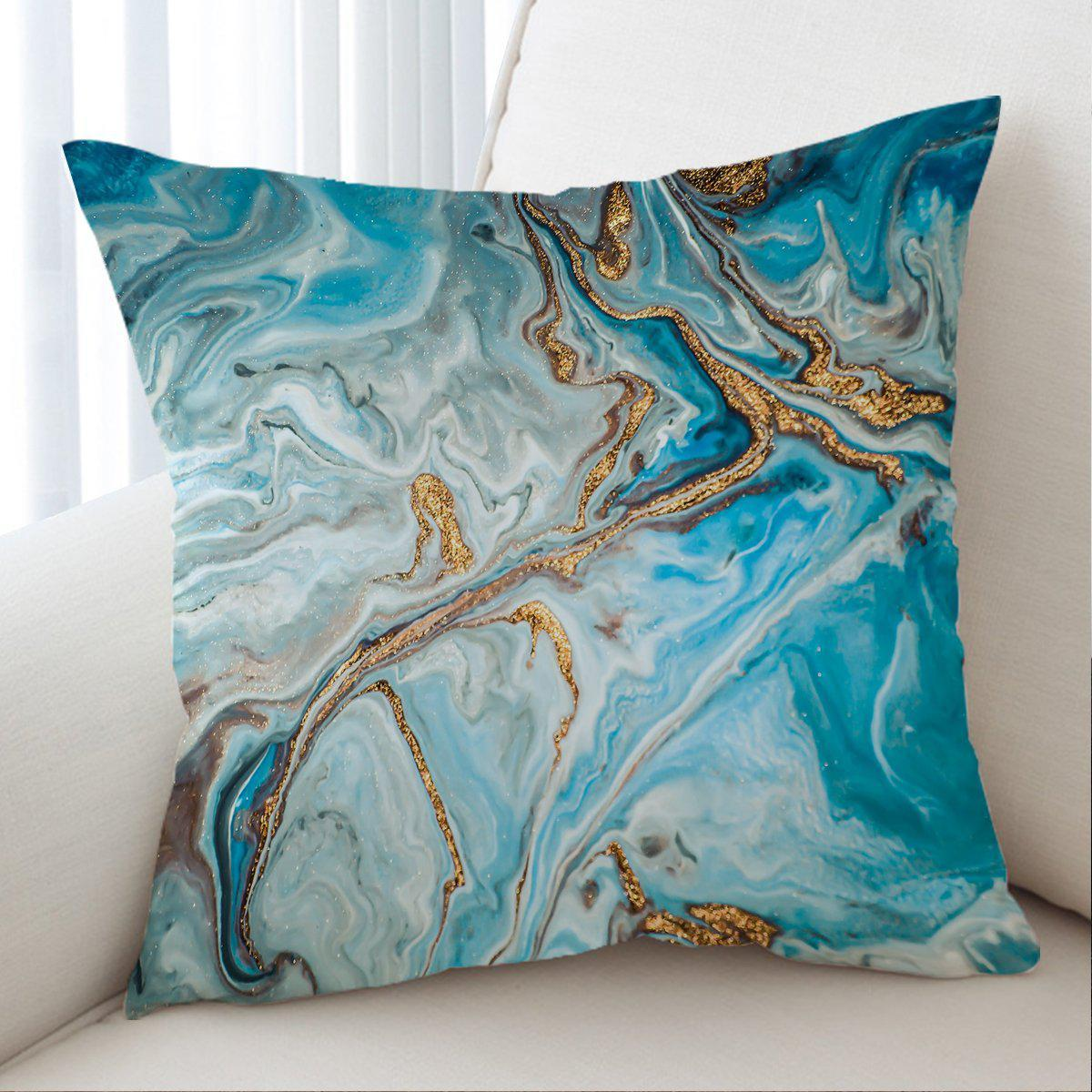 The Baths Pillow Cover Set-Coastal Passion