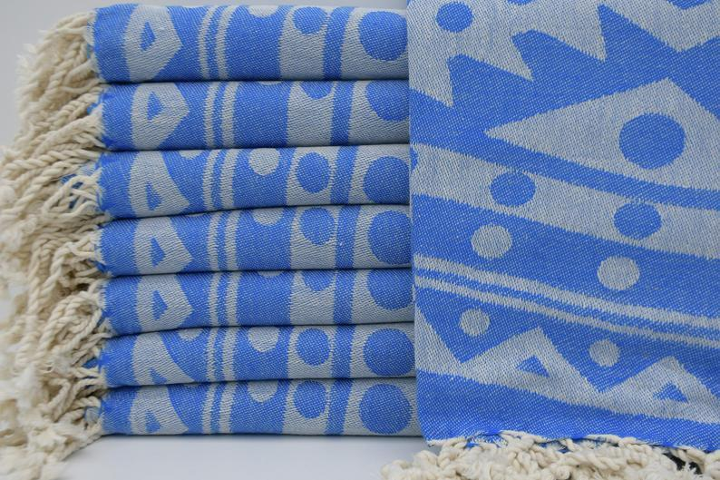 100% Cotton Turkish Towel-The Byron Bay Series - 100% Cotton Towels-Coastal Passion