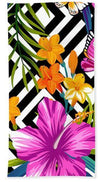 Sand Free Beach Towel-The Flower Garden Sand Free Towel-Coastal Passion