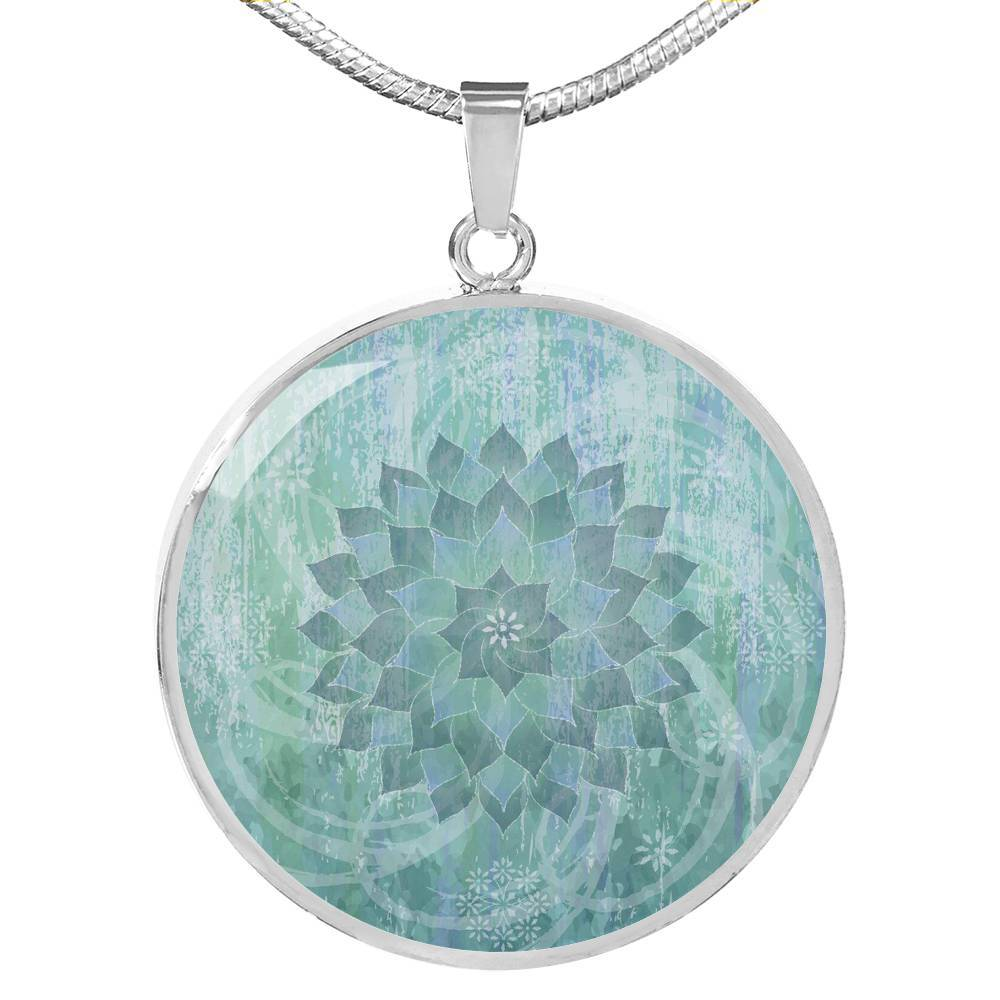 The Ocean Hues Necklace-Coastal Passion